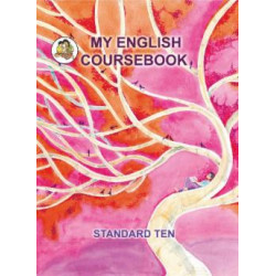 English-My English Course Book Class 10 State Board