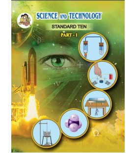 Science and Technology Part-I class 10 Maharashtra State Board