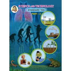 Science and Technology Part-II class 10 Maharashtra State