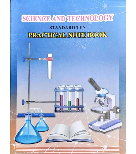 Science And Technology Practical Note Book Std 10 Maharashtra State Board