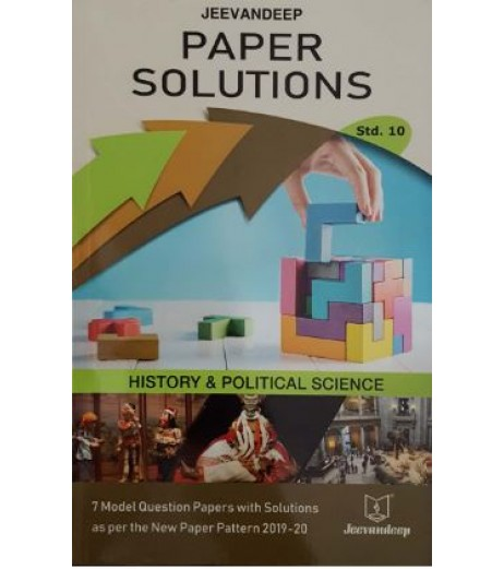 jeevandeep Paper Solution History And Political Science Class 10