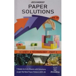 jeevandeep Paper Solution Science And Technology Part-II