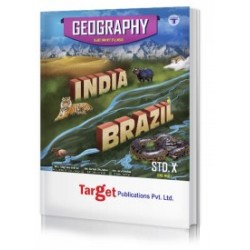 Target Publication Std. 10th Perfect Geography Notes,