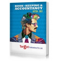Target Publication Std.11th Book Keeping and Accountancy Notes, Commerce (MH Board)