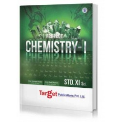 Target Publication Std.11th Perfect Chemistry - 1 Notes, Science (MH Board)