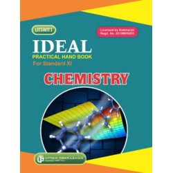 Ideal Practical Hand Book Chemistry Std 11