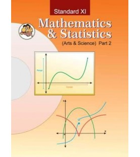 Mathematics and Statistics Part-II Class 11 (Science)  Maharashtra State Board