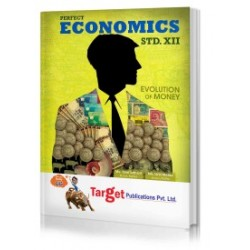 Target Publication Std.12th Economics Notes, Commerce and Arts (MH Board)