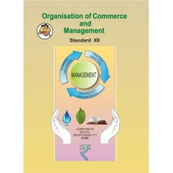 Organization Of Commmerce and Management Class 12 Maharashtra State Board