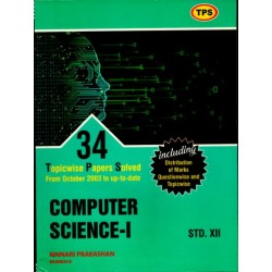 TPS Computer Science-1 34 Topicwise Board Papers Solution