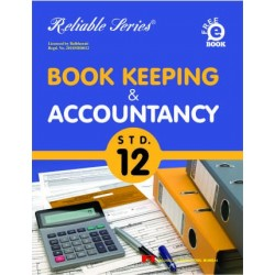 Reliable Book keeping and Accountancy Class 12 MH Board 2020-21