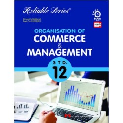 Reliable Organization Of Commerce and Management  Class 12 MH Board 2020-21