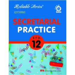 Reliable Secretarial Practice Class 12 MH Board 2020-21