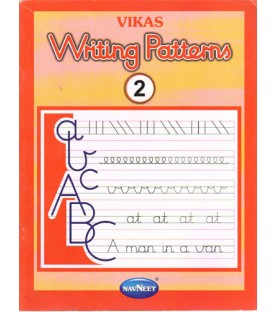 Vikas Writing patterns Book 2
