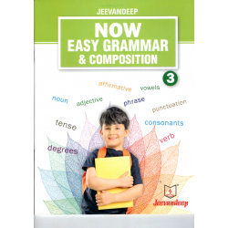 Jeevandeep Now Easy Grammar and Composition 3