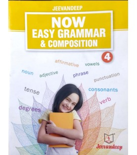 Jeevandeep Now Easy Grammar and Composition 4