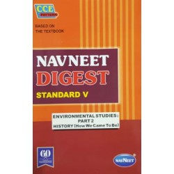 Navneet Digest Environmental Studies Part-2 (History) How