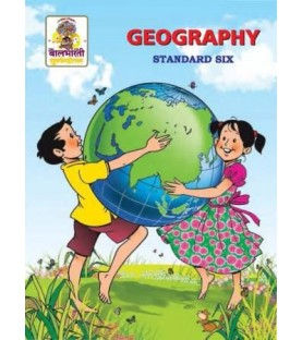 Geography class 6 Maharashtra State Board