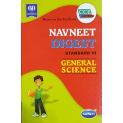 Navneet Digest General Science Std 6 Maharashtra State Board
