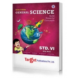 Target Publication Class 6 Perfect General Science (MH