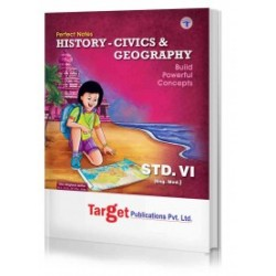 Target Publication Class 6 Perfect History,Civics and