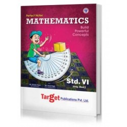Target Publication Class 6 Perfect Mathematics (MH Board)