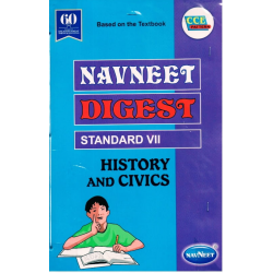 Navneet History and Civics Digest Class 7