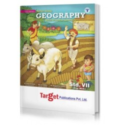 Target Publication Class 7 Perfect Geography (MH Board)