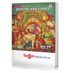 Target Publication Class 7 Perfect History & Civics (MH
