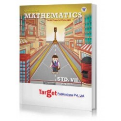 Target Publication Class 7 Perfect Mathematics (MH Board)