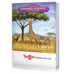 Target Publication Class 8 Perfect General Science (MH