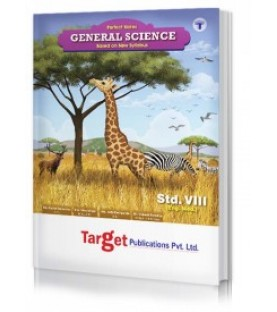 Target Publication Class 8 Perfect General Science (MH Board)