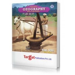 Target Publication Class 8 Perfect Geography (MH Board)