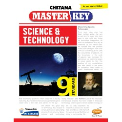 Chetna Master key Science & Technology Std 9 Maharashtra