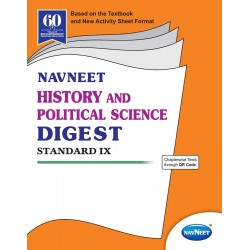 Navneet History & Political Science Digest Class 9 2020-21