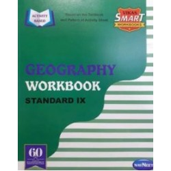 Vikas Smart Workbook Geography Std 9 Maharashtra State Board