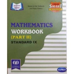 Vikas Smart Workbook Mathematics Part-2 Std 9 Maharashtra