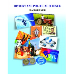 History & Political Science class 9 Maharashtra State Board