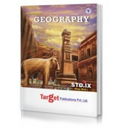 Target Publication Std. 9th Perfect Geography Notes,