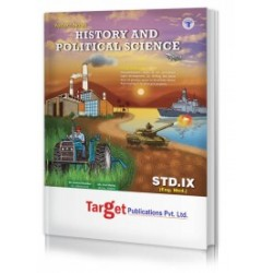 Target Publication Std. 9th Perfect History and Political