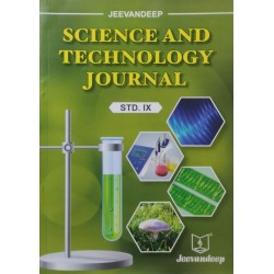 Science and Technology Journal Std 9 Jeevandeep