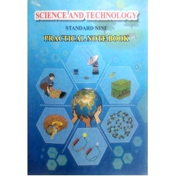Science & Technology-Practical Book class 9 Maharashtra