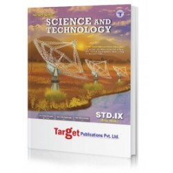 Target Publication Std. 9th Perfect Science and Technology